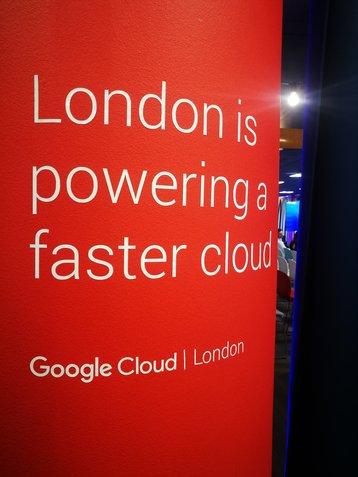 Google in London