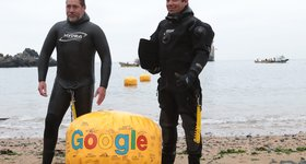 Google's Curie cable completed, links US to Chile