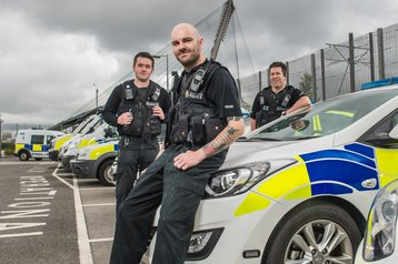 Greater Manchester Police on Sky Documentary 'The Force'