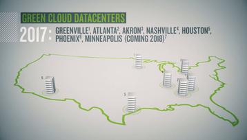Green Cloud Technologies' data centers