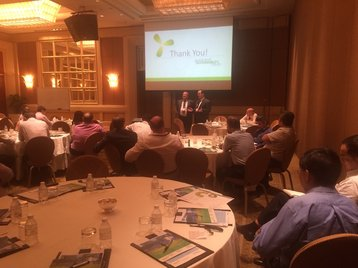 Green Global Solutions kicks off in Singapore - DCD