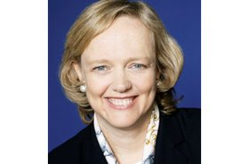 Meg Whitman, president and CEO, HP