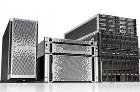 HPE ProLiant Gen9 server family