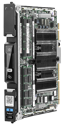 HP ProLiant M400 (Moonshot)