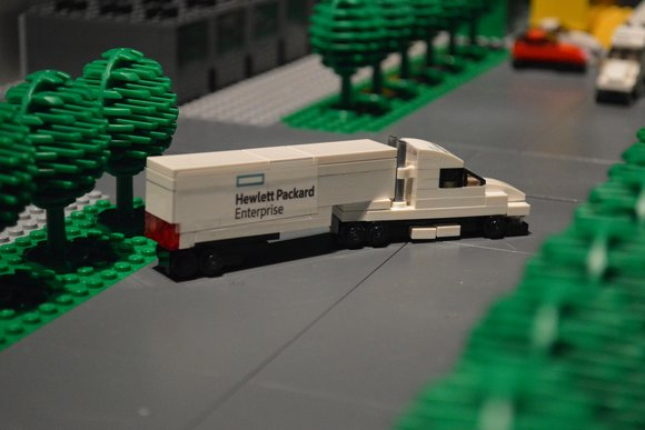 HPE Discover Truck