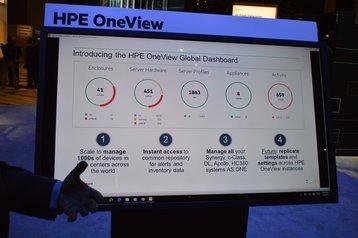 HPE Global Dashboard