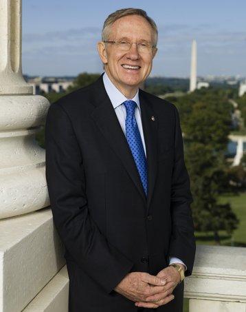 Harry Reid, 2009