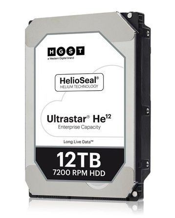 HGST He12 HDD