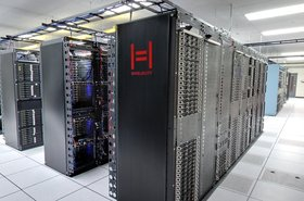 Inside Hivelocity's existing data center in Tampa