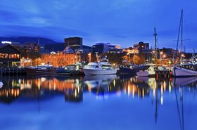 hobart harbour tasmania thinkstock photos zetter