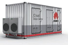 Huawei Data Center Container