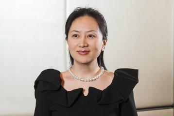 Huawei CFO Wanzhou Meng