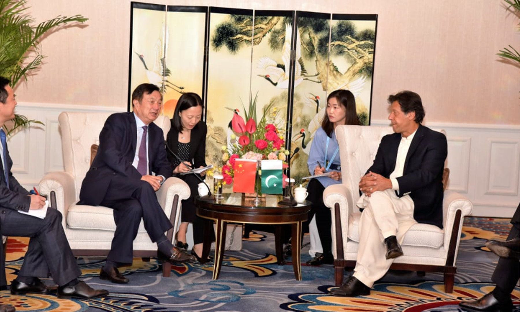 Huawei signs MoU with Pakistan for cloud data center - DCD