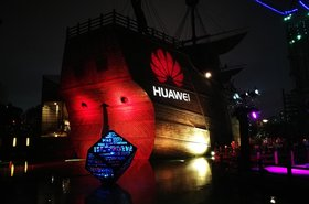 Huawei Pirate Ship