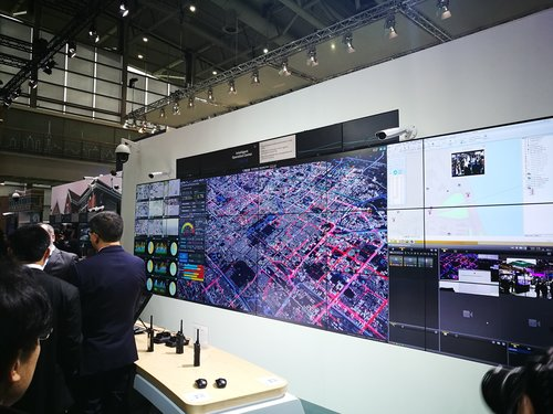 Huawei Safe City Surveillance