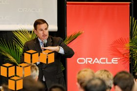 Mark Hurd struggles to keep AWS down