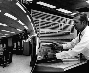 ibm 360 at nasa