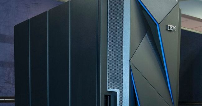 Ibm Launches Z13s Mainframe With Embedded Encryption Dcd