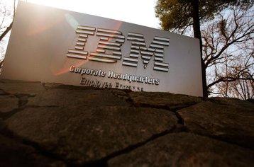 IBM headquarters in Armonk, NY