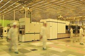 IBM's semiconductor plant, East Fishkill