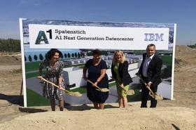 IBM A1 groundbreaking