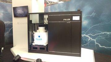 Piller CPM 300 at CeBIT 2016