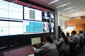 上海数讯IDX机房网络监控中心(NOC)