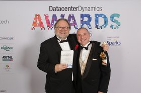 14 Outstanding Contribution to the Data Center Industry - winner Ian Bitterlin