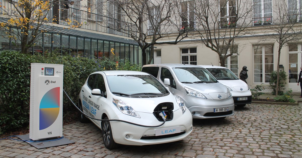 Eaton and Nissan team up for energy storage - DCD