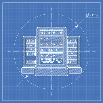 Data center blueprint