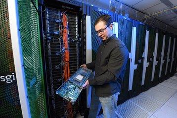 INL's Falcon supercomputer