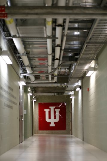 Indiana University Data Center