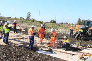 indigo cable landing in Perth