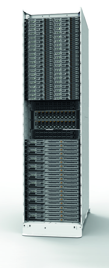 intel rack scale design dell tall