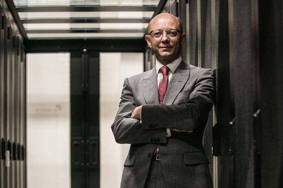 Interxion France's managing director, Fabrice Coquio