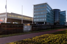 Interxion headquarters in Schiphol-Rijk, Netherlands