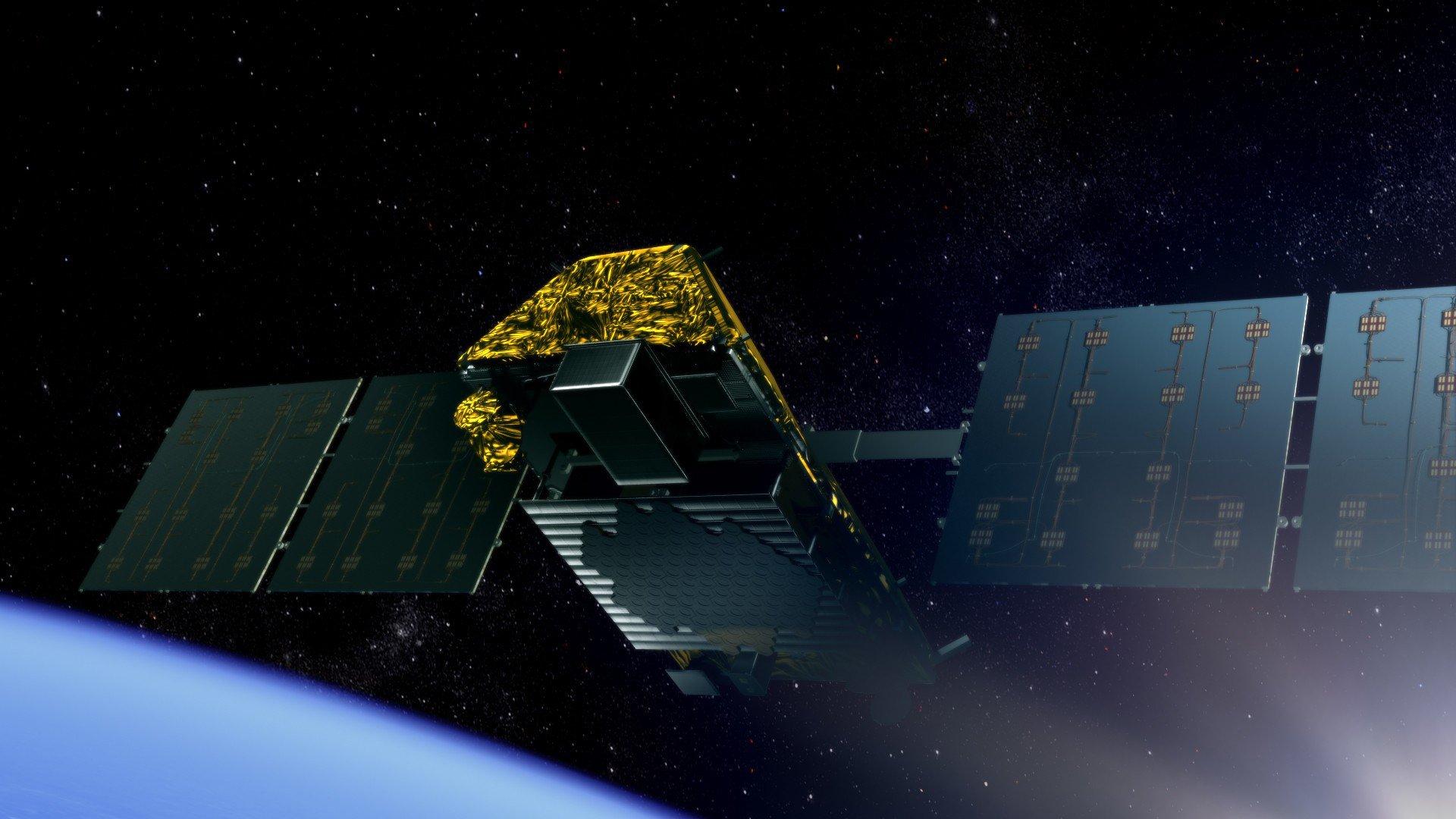Iridium partners with AWS for satellite-based CloudConnect