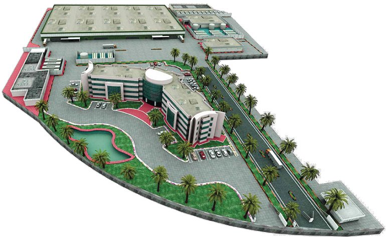 UAE's Pacific Controls may sell data center campus to Etisalat - DCD