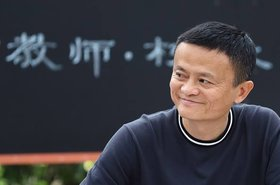 Jack Ma, Alibaba Group founder