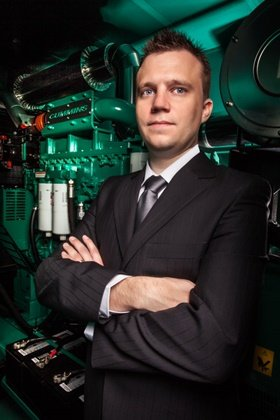 Jason Braunegg, Managing Director of Micron21