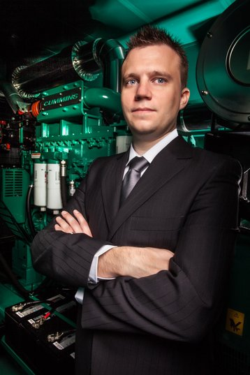James Braunegg, Managing Director, Micron21