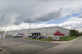 Jeppesen warehouse
