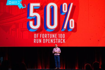 Jonathan Bryce, executive director of the OpenStack Foundation