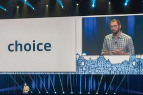 Jonathan Bryce OpenStack keynote