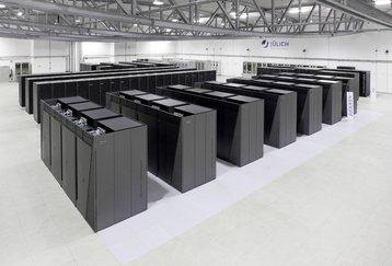 Jülich Supercomputing Centre