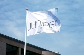 Juniper Networks' Proof of Concept lab in Amsterdam