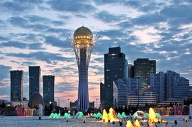 kazakhstan astana thinkstock photos cosmopol