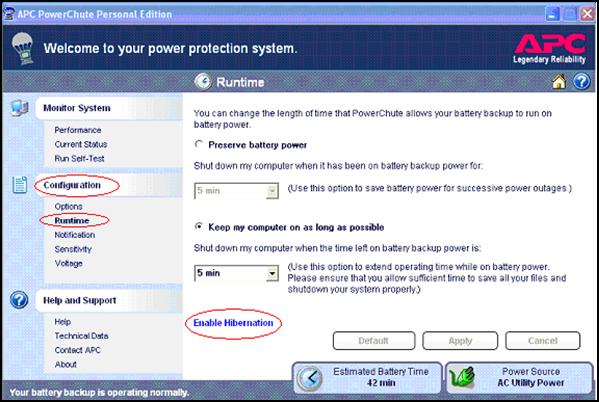 Apc powerchute software download