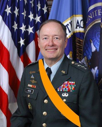Keith Alexander