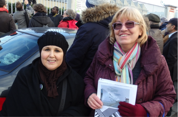 khadija ait oumasste and matilda mijajlovic urbaxion paris interxion